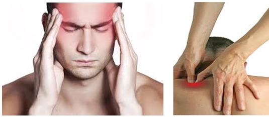 Myofascial Bodywork can help migraines and headaches